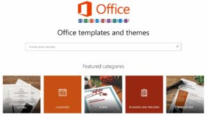 Best templates for Microsoft Office