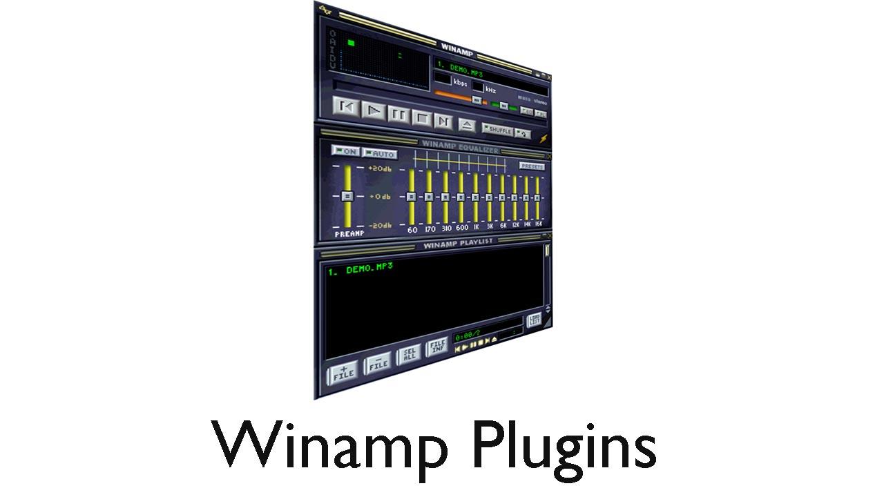 Best Winamp Plugins