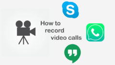 How to record your calls: Skype, Hangouts and WhatsApp