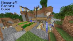 Minecraft farming guide