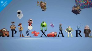The top 10 Pixar movies