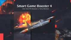 The latest release of Smart Game Booster will turbocharge your computer's performance