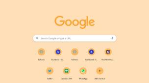 How to create your own Google Chrome theme