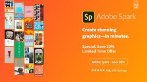 Adobe launches Spark, offers US customers big savings