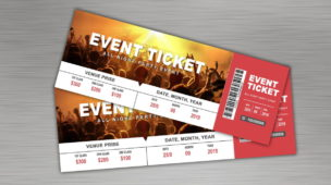 How to Make Tickets on Microsoft Word in 3 Fast Steps