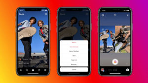 Instagram Launches Remix Function For Its Reels