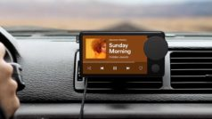 "Spotify Launches In-car Voice Command ""Car Thing"""