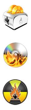 masterizzare su mac