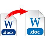 Docx to Doc