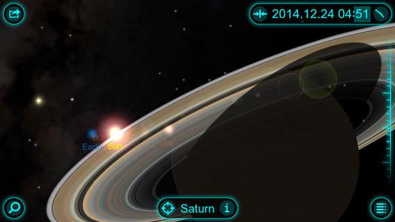 Solar Walk-Planètes
