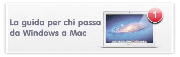 Passare da PC a Mac
