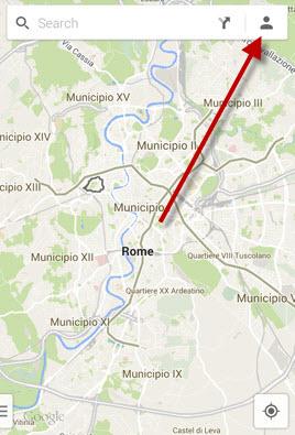 Google Maps: accéder à la carte hors-ligne
