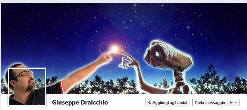 Timeline creativa di Giuseppe Draicchio