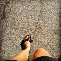 Instagram piedi