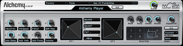 AlchemyPlayer