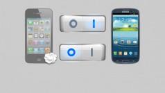 Passare da iPhone a Samsung Galaxy: le applicazioni