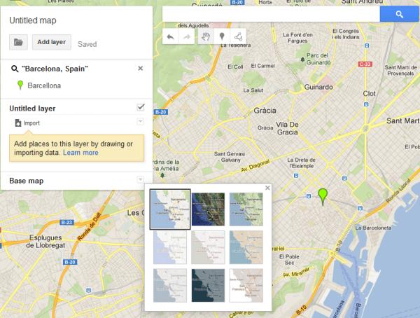 maps engine lite le mappe di google ora le crei tu. Black Bedroom Furniture Sets. Home Design Ideas