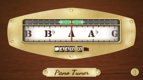 Free Chromatic Tuner Pano Tuner