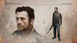 Resistance 3 - Capelli
