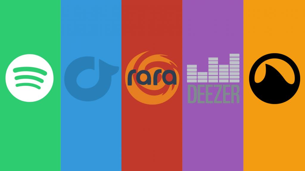 5 servizi per ascoltare musica online
