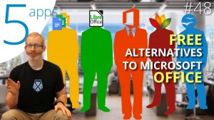 Microsoft Office gratis? Perché no, prova queste 5 alternative!