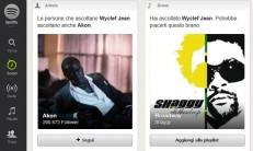 Spotify Scopri: cerca e trova nuova musica