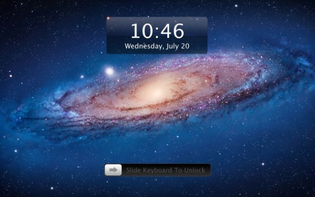 Touch screen su OS X