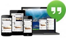 Google Hangouts: prime impressioni su Chrome, Android e iOS