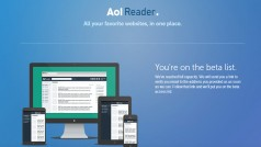 Facebook e AOL Reader: la guerra dei feed RSS è aperta