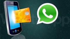 Come pagare WhatsApp su Android
