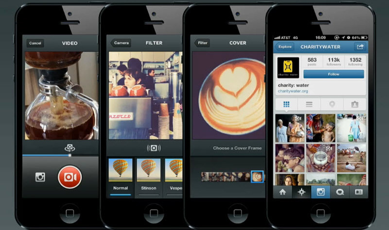 Come registrare un video con Instagram