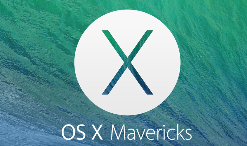 Mac-OS-X-Mavericks-Logo