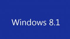 Windows 8.1 mostra il pulsante Start