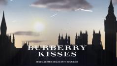 Invia il tuo bacio a chiunque nel mondo, con Google e  Burberry