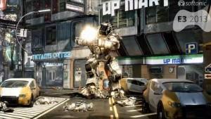 E3 2013: gameplay di Titanfall
