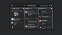 TweetDeck si rifà il look. Sfondo bianco e interfaccia migliorata