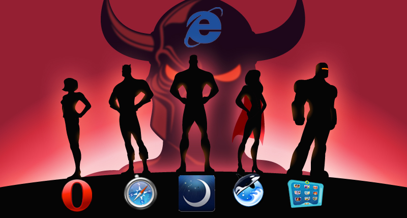 Browser: 5 alternative a Internet Explorer, Firefox e Chrome