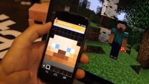 Arriva su Android l'app per creare skin di Minecraft