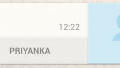 Priyanka: un virus colpisce WhatsApp per Android?