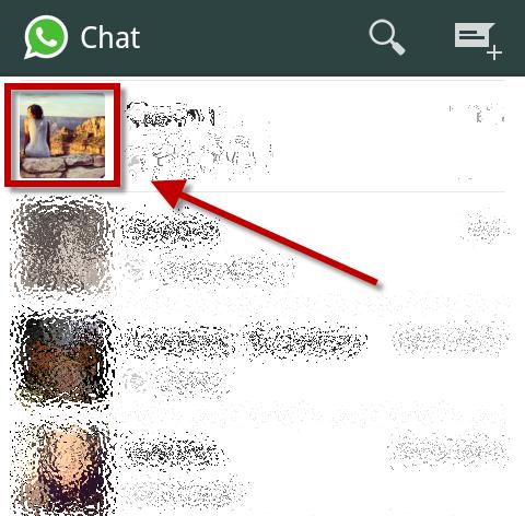 Come Cambiare L Immagine Di Profilo Di Whatsapp