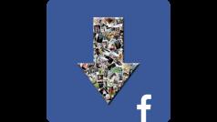 Facebook per Android: arriva un'app per scaricare le foto