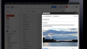Gmail attiva la modalità di composizione a schermo intero