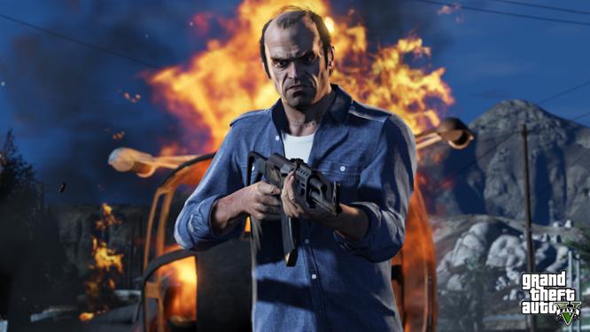GTA V: ecco il primo video del gameplay