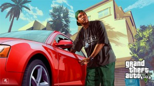 Grand Theft Auto V: artwork ufficiale per i fan