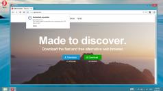 Opera 15 per Windows e Mac disponibile per il download
