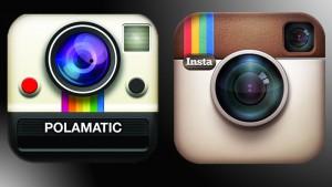 Polamatic contro Instagram: chi è l'erede della Polaroid?