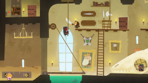 Tiny Thief sbarca su Android e iOS. È nato l'erede di Angry Birds?