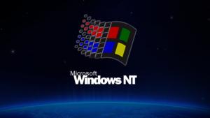 Windows NT compie 20 anni