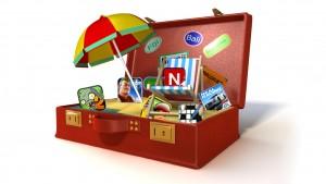 I migliori giochi da portare sotto l'ombrellone