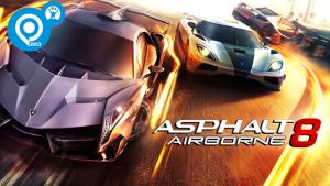 Asphalt 8: nuove macchine, circuiti e salti spettacolari